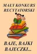 Konkurs recytatorski dla dzieci I=VIII, Zambrów 3.04.2019 r.